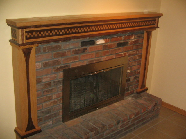 Checkered Mantle